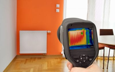 4 Hidden Problems That Thermal Imaging In Home Inspections Can Find