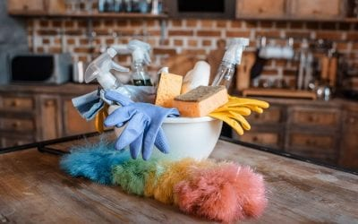 5 Ways You Bring Dangerous Chemicals Into Your Home